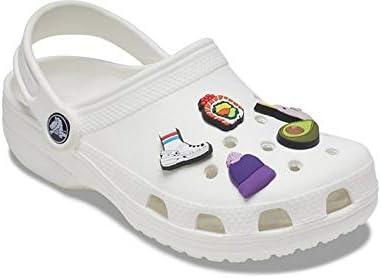 Crocs Men's and Women's Jibbitz Shoe Charms 5-Pack | Jibbitz for Crocs