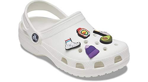 Crocs unisex-adult Jibbitz Shoe Charms 5-Pack   Jibbitz for Crocs