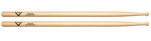 Vater Fusion Wood Tip Hickory Drumsticks, ()