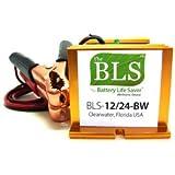Battery Life Saver BLS-12/24BW 12 and 24 volt Battery System Desulfator Rejuvenator