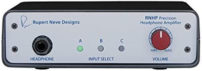 Famoso Amazon.com: Rupert Neve Designs RNHP Headphone Amplifier AE19