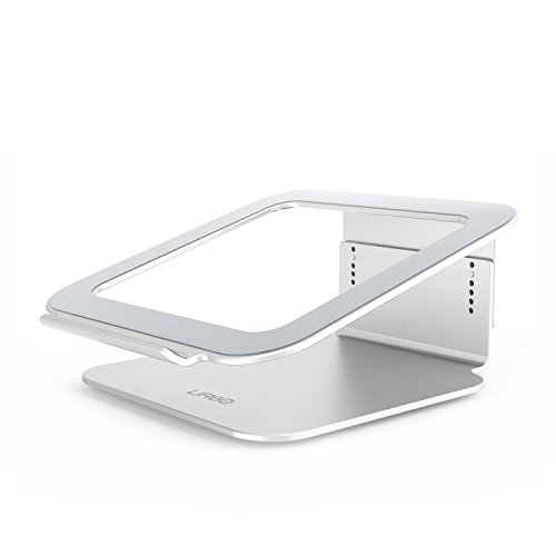 Choose Pedestal Sink Color (Urbo Adjustable Laptop Stand with Heat-Vent to Elevate Laptops/Notebooks from Apple, HP, Lenovo, Dell, Acer, Samsung, Asus, Sony, Toshiba and More)