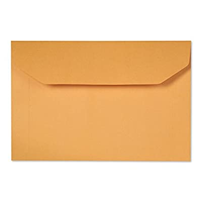 "ALL-STATE LEGAL File Envelope, Legal Size, 10"" x 15"", Kraft 40 lb, Ungummed Flap, 100 per Box"
