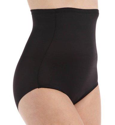 Naomi and Nicole Women's Plus-Size Unbelievable Comfort Plus Hi Waist Brief, Black, 4X