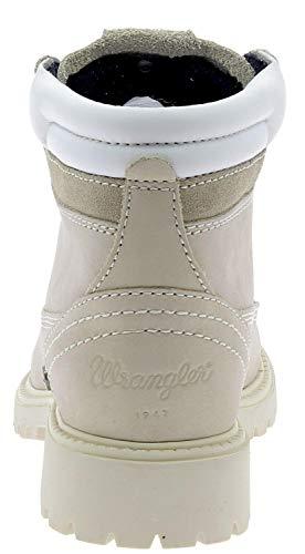 Cream Wrangler Boots Nabuk Stivaletto Donna qqXZ81