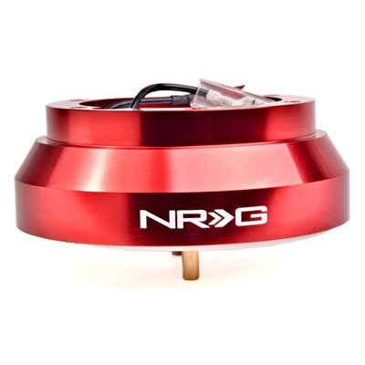 90-04 Nissan Sentra NRG (Red) Steering Wheels Short Hub (Part: SRK-140HRD)