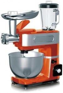 Master Digital KM810O 1500W 6L Naranja - Robot de cocina (6 L ...