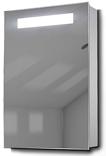 Led Mirror Light With Shaver Socket in US - 6