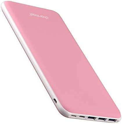 Bank%E3%80%9026800mAh%E3%80%91 Charmast Ultra Compact Li Polymer Devices Pink product image