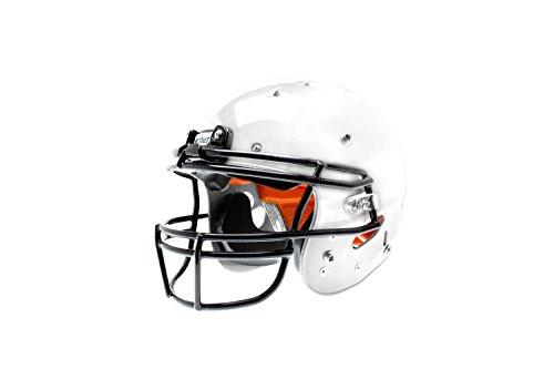 Schutt Sports Youth FB Recruit Hybrid Helmet, White, (Dna Recruit Youth Football Helmet)