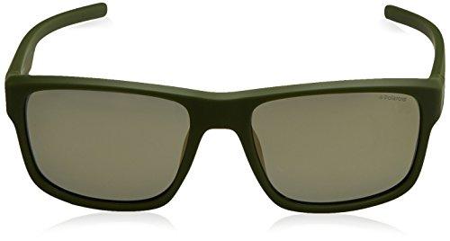 Sonnenbrille Verde Polaroid Pz Grey Green PLD Goldmir S 3018 4zwrdaqz