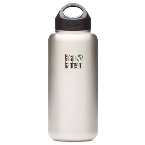 Klean Kanteen Mouth Stainless Bottle