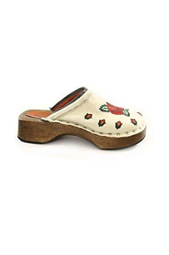 Fornarina - Zapatillas para mujer Bone