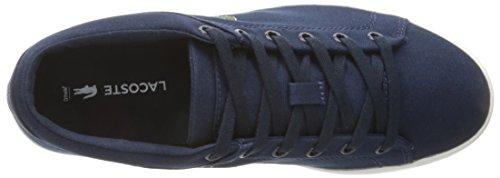 Lacoste Womens Straightset Sneaker Navy