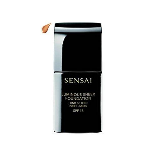 Sensai Luminous Sheer Foundation Spf15 30ml 204 Honey Beige ()