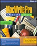 MacWrite Pro Inside and Out, Steve Michel, 0078818648