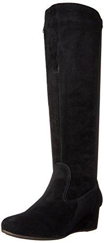 Rockport Women's Tm45mw Tall Boot - Black Kid - 6.5 B(M) US