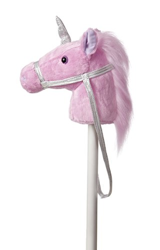 Aurora World Fantasy Unicorn Plush, One Size, Purple / Pink / White -