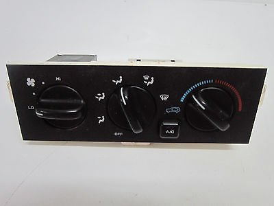(93 94 95 96 JEEP GRAND CHEROKEE MANUAL CLIMATE CONTROL)