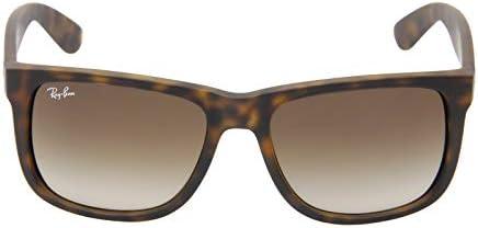 Ray-Ban RB4165 710/13 عینک آفتابی عینک آفتابی جینز کلاسیک گراندیز لاک پشت