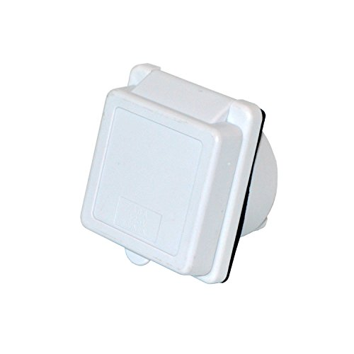 30A RV Power Cord Twist Lock Inlet (Shore Power Plug)