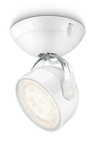 Philips myLiving LED Spot Dyna 1-flammig, EEK A+, weiß