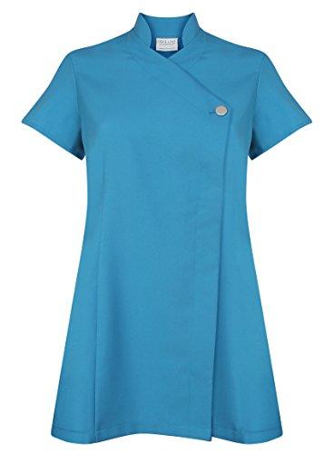 Noir Proluxe Tunique Bleu Femme Haut vert q8BU8Hwn