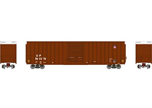 Athearn HO RTR FMC 60' Hi-Cube EP Box UP Brown -