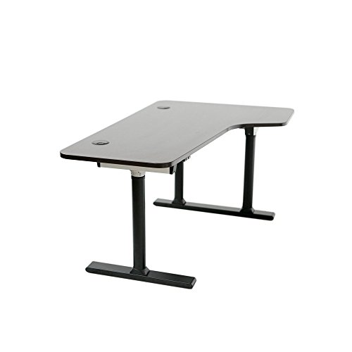 electric adjustable height desk - 1
