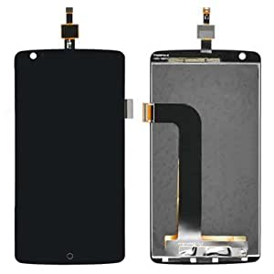 For ZTE Axon A2015 LCD Digitizer Screen Replacement HYYT LCD Display and Touch Screen Digitizer Glass Full Assembly (black)