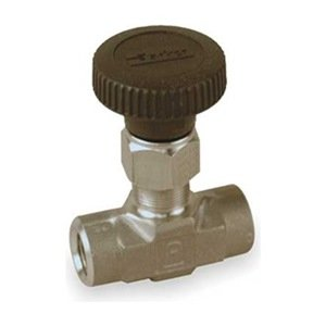 Needle Valve, 1/4 In, 316 SS, FNPT from Parker