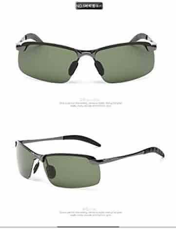 42607e2f8782 (Send Mirror Box) Korean Men s Sunglasses Classic Sunglasses Color Film pol  Driving Mirror Sunglasses