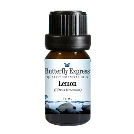 Butterfly Express Pure Essential Oils-Lemon 10 ml