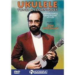 Homespun Ukulele - 9