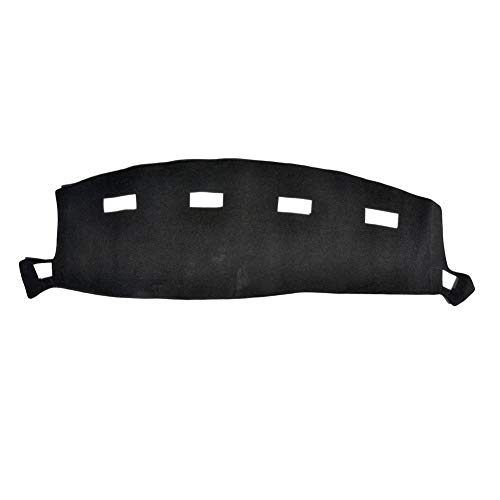 ACUMSTE Dashboard Mat Dashmat Dash Cover Fit for 2002-2008 Dodge Ram 1500 2500 3500