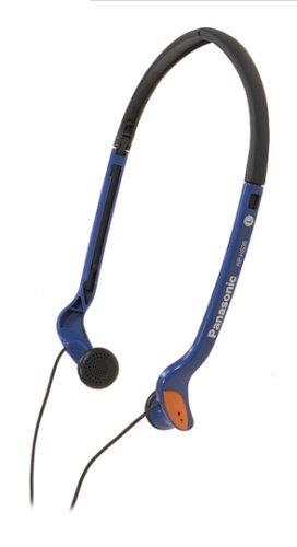 Panasonic RPHS35A Basic Lightweight Headphones