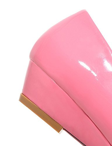 mujer PDX tal de charol de zapatos Hqvx6q
