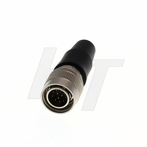 Tmc Series - HangTon Circular Plug for Sony CCXC-12P05N XC TM TMC Series Camera Cable (12 Pin, Male)