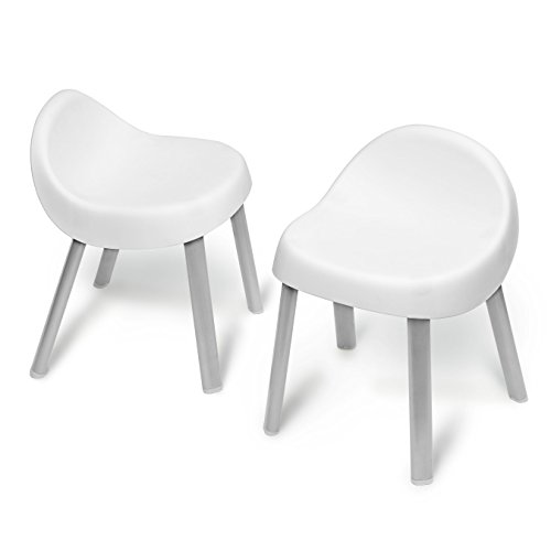 Skip Hop Explore & More Kids Chairs, White