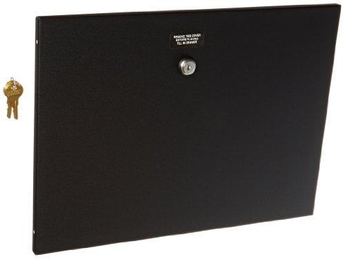 (APG Cash Drawer PK-14L-R-BX Inc Steel Locking Till Cover)