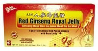Chinese Alcohol Red Ginseng (PRINCE OF PEACE RED GINSENG ROYAL JELLY, 30X10 CC)