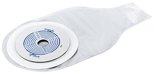 Colostomy Bag (CONVATEC 22771 ActiveLife Cut-to-Fit Drainable Pouch (Pack of 10))