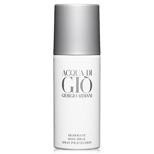 Giorgio Armani Giorgio Armani Acqua Di Gio Pour Homme Bath and Body Collection Deodorant Body Spray 4.5 oz Acqua Di Gio Body Spray