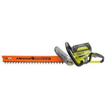 Ryobi ZRRY40610 40V Cordless Lithium-Ion 24 in. Hedge Trimmer (Certified Refurbished) by Ryobi