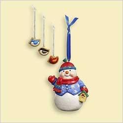 Hallmark Cookie Jars (Sweet Tooth Treats 5th in Series 2006 Hallmark Ornament QX2526)
