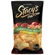 - Stacy's Pita Chips Garden Vegetable Medley Pita Chips, 7.33 oz
