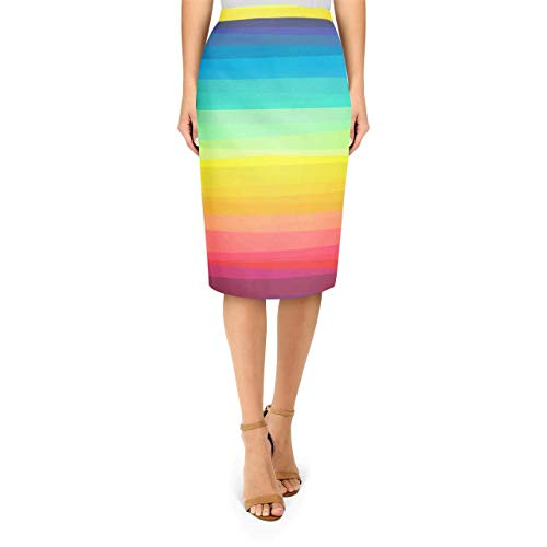 Midi Pencil Skirt – Color Up Your Life!