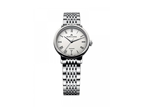 Maurice Lacroix Les Classiques Ladies Automatic Watch, ML 155, LC6063-SS002-110