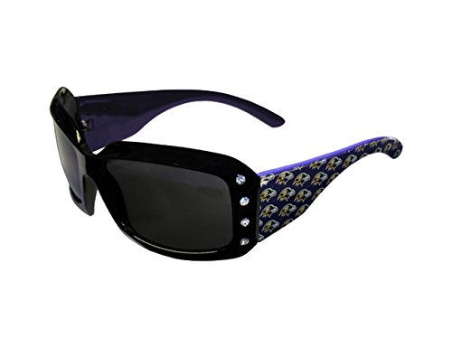 NFL Baltimore Ravens Women's Designer - Baltimore Ravens Sunglasses