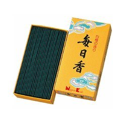 Sandalwood Incense Sticks (Nippon Kodo Mainichi-Koh Sandalwood Incense 300pcs incense)